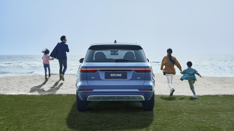 理想汽车品牌视频