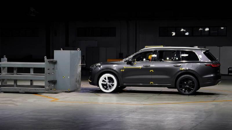 理想ONE中国汽车保险安全指数发布:GGGM